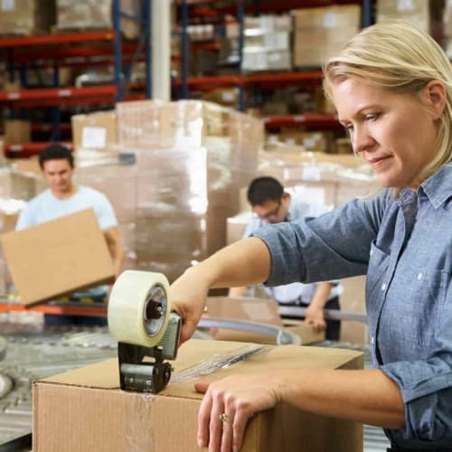 Аутсорсинг упаковщиков